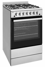 NEW Chef CFG504SBNG 54cm Freestanding Natural Gas Oven/Stove