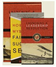 Launching a Leadership Revolution Corporate LLR - Lesson 6 - 4 Audio CDs & Book