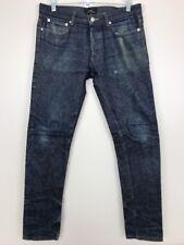 APC A.P.C. Petit New Standard Raw Selvedge Mens Fading Jeans Denim sz 29 31 x 31