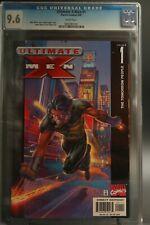 Ultimate X-Men #1🔥 TOMORROW PEOPLE cgc 9.6 Wolverine Kubert Thibert get sigs