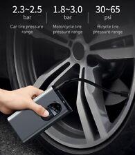 Baseus Portable Inflator Pump Car Air Compressor Smart Digital Tire Pressure