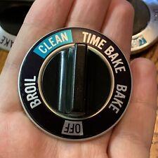 Vintage GE Stove Burner Range Control Knob Self-Clean 277C399P00