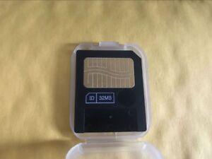 Smartmedia SM CARD  32MB card smartmedia SM  memory CARD