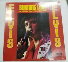 Elvis Presley – Burning Love And Hits From His Movies Vol. 2 - LP - CAS-2595