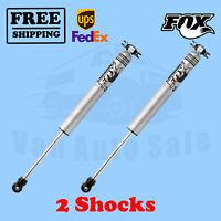 """Fox Shocks Rear Kit 2 1.5-3.5"""" lift for 10-17 Jeep Wrangler JK"""