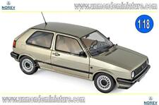 Volkswagen Golf CL 1985 Beige metallic  NOREV - NO 188519 - Echelle 1/18
