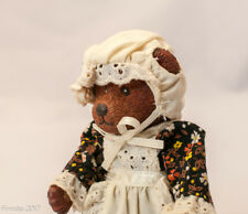 Momma Bear  Thanksgiving  Pilgrim Vintage Collectable Decorative Charming New