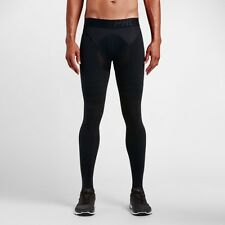Nike Pro Hyperrecovery Compression Running Tights Black Size Small 812988-010