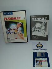 67-08 msx 2 playball play ball iii (sony)