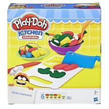 Play-Doh Shape N Slice Set New