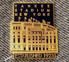 Yankees Pin~Cooperstown Collection Series~1923~Yankee Stadium New York~MLB
