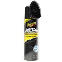 Meguiar's G191419 Carpet & Upholstery Cleaner, 19 oz Aerosol Spray