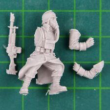 Death Korps of War Squad Advancing Soldier #09 Forge World 40k 1879