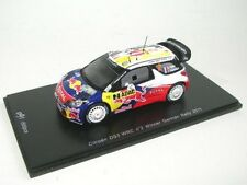 (#4946h#) CITROEN Ds3 WRC N.2 Winner German Rally 2011 1 43 Spark Model Auto