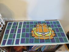 Garfield & Odie reversible set of 4 placemats