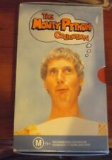 Monty Python Collection 3 VHS Boxed Life of Brian Holy Grail Live at Hollywood B
