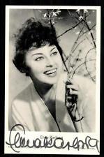 Elma Karlowa Rüdel Autogrammkarte Original Signiert ## BC 22149