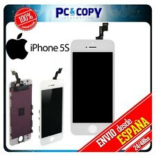 Pantalla LCD RETINA + Tactil completa para iPhone 5S BLANCO SCREEN ORIGINAL A+