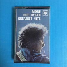 BOB DYLAN - More Greatest Hits - Orginal Cassette Album