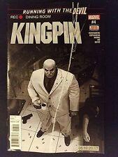 Marvel Kingpin, Vol. 2 # 4 (1st Print)