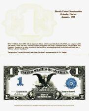 BEP Souvenir Cards - F.U.N. Show 1995 - 2pc Lot