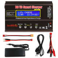 for LiPo Li-ion Life NiCd NiMH LiHV PB Battery Balance Charger Smart Discharger