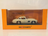 Maxichamps 940039002 Mercedes Benz 300 SL Coupe 1955 White 1:43 OFFER