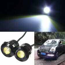 10W LED Eagle Eye Bombilla Luz Coche Moto Tail Luz Daytime Running Light DRL 12V