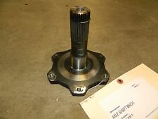 AAM OEM GM 9.25IFS Axle Shaft LH 4WD 2007-2013 Chevy 4X4 Front Stub 2500 3500
