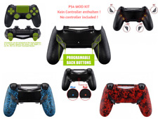 Modding Kit für PS4 Scuf Elite Controller Umbau | 4 Programmierbare Paddles DiY