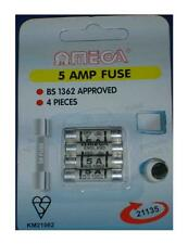Omega electrical fuses ebay omega 21135 mains electrical safety plug fuses uk 5 amp pack of 4 blister pack publicscrutiny Image collections