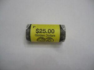 2003-P Sacagawea Native American Dollar Roll - $25 US Mint Roll
