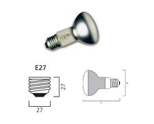 Sylvania 0015570 LAMPADA SPOT  REFLECTOR  80MM 40W 240V E27 SL  - R 80