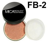 Mica Beauty Face & Body Mineral Bronzer 9 Gr. FB-2 Neutral