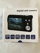 Digital Camera HD 1080P Vlogging Camera 30 MP Mini Camera 2.7 Inch