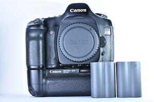 Canon EOS 5D 12.8MP Digital SLR Camera Body w/ BG-E4 (esmy0036)