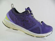 ADIDAS Adizero Adios Boost Purple Sz 7.5 Women Stella McCartney Running Sneakers