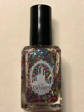 NEW ENCHANTED NAIL POLISH DAYDREAM SURPRISE IRIDESCENT GLITTER INDIE LACQUER