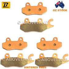 FRONT REAR Sintered Brake Pads for HYOSUNG MS3 125 cc 2007-2008 2009