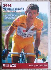 2004 Vuelta a Espana World Cycling Productions 3 DVD 5 hrs Roberto Heras Clean