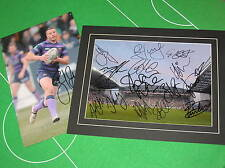 Wigan Warriors 2013 Super League & Challenge Cup Winning Squad Signed Photograph