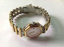 Nuevo - Reloj Vintage Watch - GERALD GENTA Geneve - Steel and Gold - New