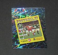N°2 COUVERTURE 1977 FRANCE PANINI FOOTBALL FOOT 2006 2005-2006