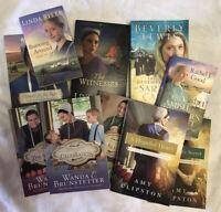 Amish Romance Books - Lewis, Byler, Clipston, Wanda & Brunstetter - Lot Of 10