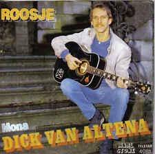 Dick Van Altena-Roosje vinyl single