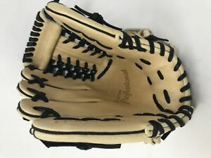 "New Other Easton Professional Series Baseball Glove 11.5"" Tan/Black LHT LEFTY"