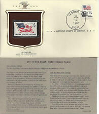 Historic Stamps of America 49 STAR FLAG UNITED STATES Commemorative Stamp