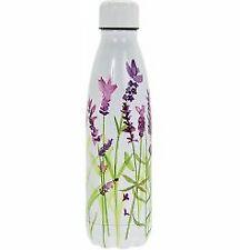 Lavender Drinks Bottle S/Steel 500ml Flask