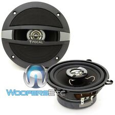 """FOCAL AUDITOR R-130C 5.25"""" 200W MAX 2-WAY MYLAR TWEETERS COAXIAL SPEAKERS NEW"""