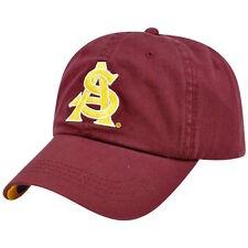 ASU Arizona State Sun Devils Adjustable Cap Slouch Style Hat